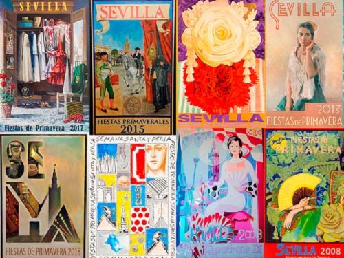 Lee más sobre el artículo Fiestas de primavera en Sevilla 2021