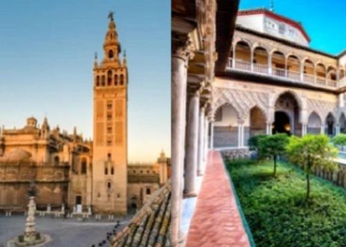 Catedral y Alcázar de Sevilla. Una visita imprescindible