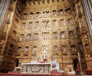 Retablo Mayor de la Catedral de Sevilla
