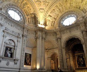 Sacristía mayor de la Catedral de Sevilla